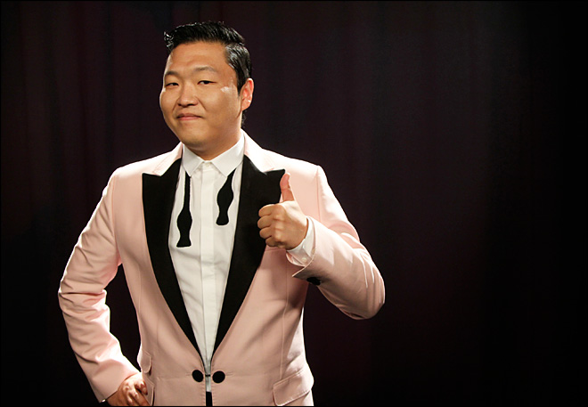 Viral clip gives Korea's PSY a pop culture moment
