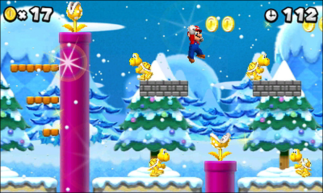 Review: Mario's latest gold rush doesn't pan out