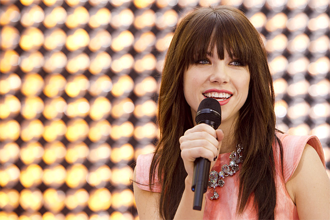 Carly Rae Jepsen and Owl City on Today Show
