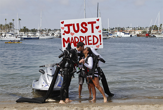 Jetpack Wedding