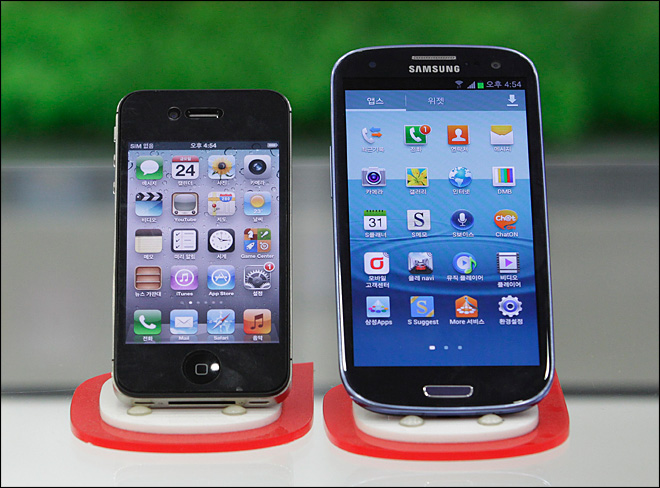 Researcher: Samsung overtook iPhone as best-seller