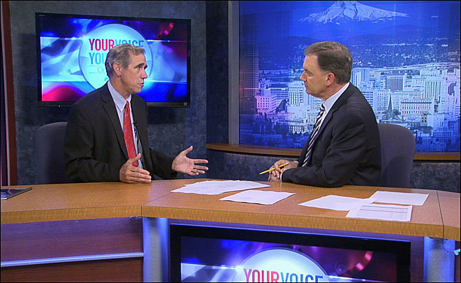'Your Voice, Your Vote:' U.S. Sen. Jeff Merkley