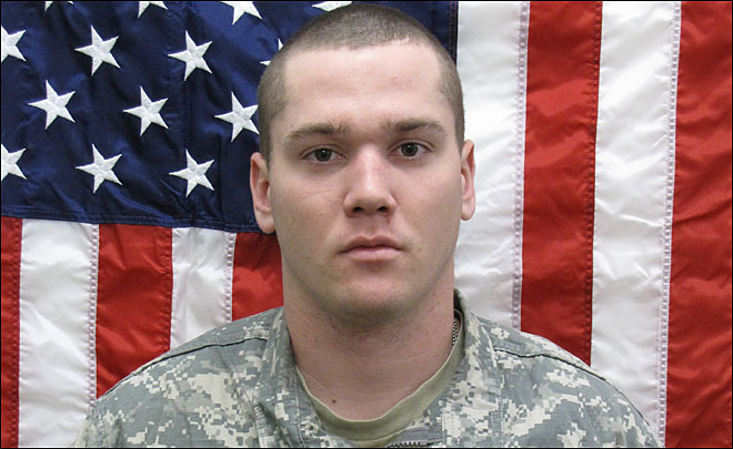 Spc. Mabry J. Anders, 21, of Baker City killed in Afghanistan
