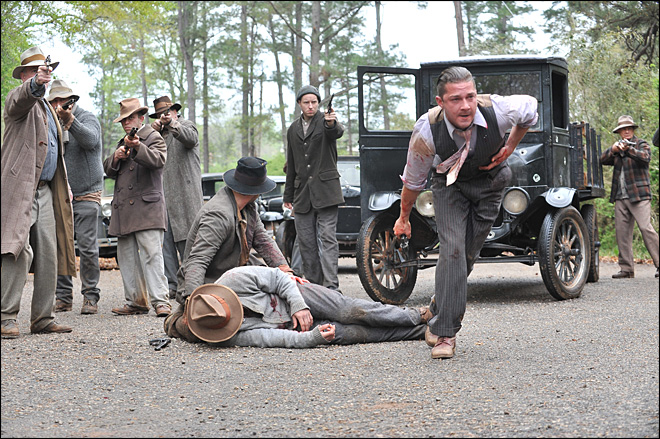 Review: 'Lawless' a visceral, fitful fever dream