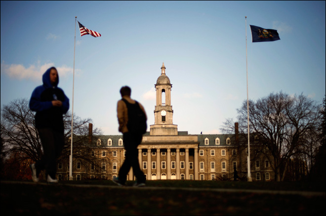 Another legal headache at Penn State: Title IX