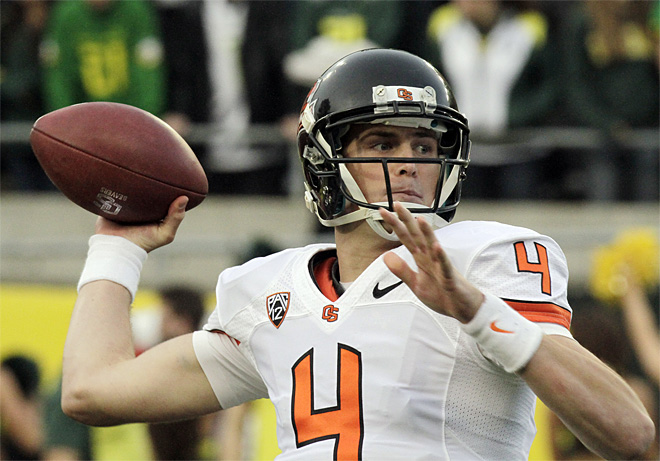 Beavers ready to open season versus No. 13 Wisconsin