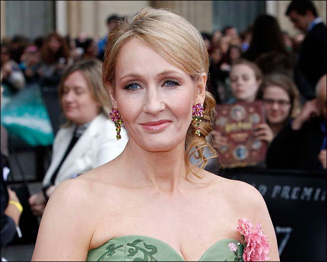 Rowling not ruling out another Harry Potter book