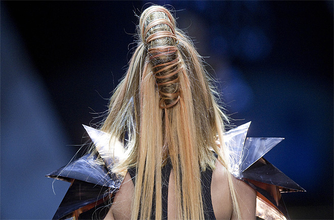 Brazil Hair Fashion Show