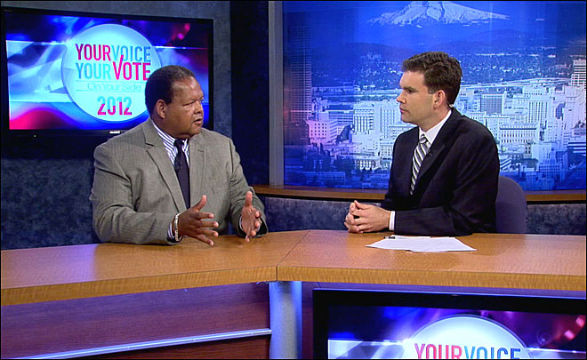 'Your Voice, Your Vote:' Rudy Crew, chief education officer