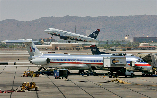 AMR, US Airways boards close in on merger decision