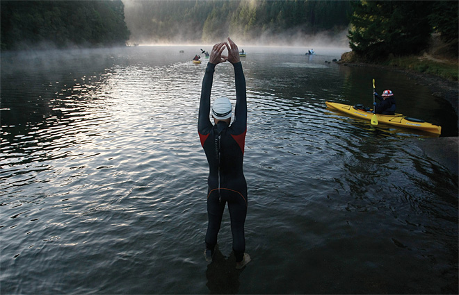 Umpqua Ultimate Triathlon