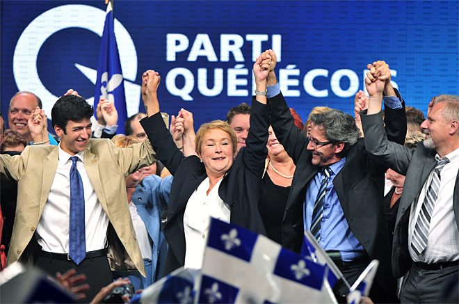 Canada Quebec Election