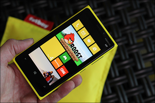 Nokia, Microsoft show off new Windows smartphones