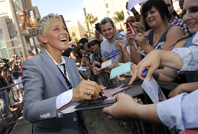 People Ellen DeGeneres