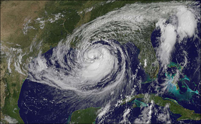 Study: Male hurricane names taken more seriously than female ones