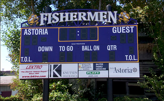 Ore. HS football team forfeits games due to player drinking, pot smoking