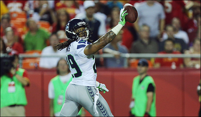 Hyped Seahawks secondary ready for season debut