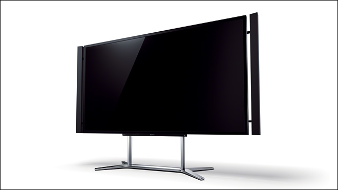 LG front-runs Sony with ultra-definition 84-inch TV