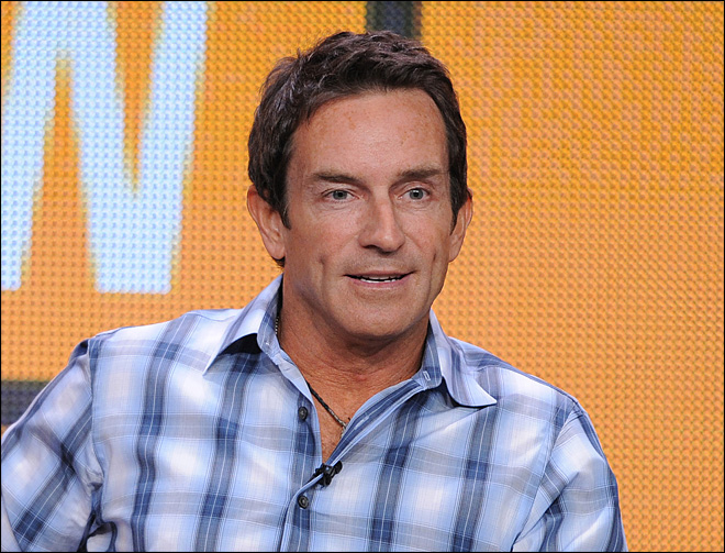 'Survivor' host Jeff Probst starts talk show
