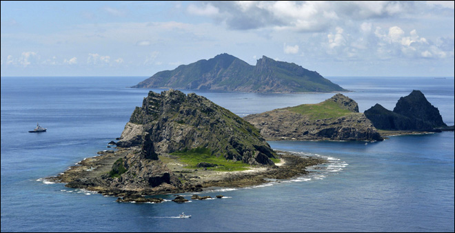 Japan to buy disputed islands, angering China
