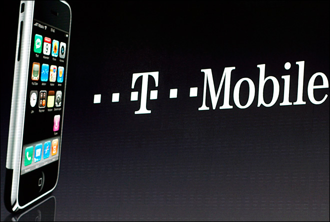 T-Mobile to get Apple devices soon, iPhone likely