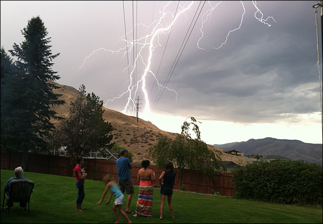 Wenatchee Lightning