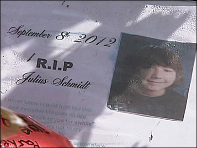 Teen killed by train where train killed relative in 2010