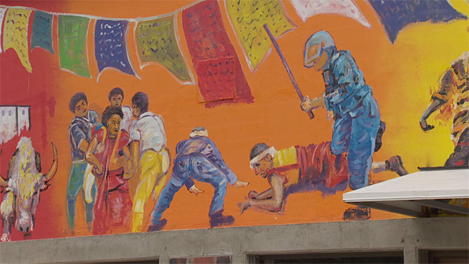 Corvallis Mural