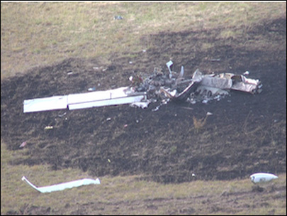 Pilot killed in crash was dropping TP on GOP event