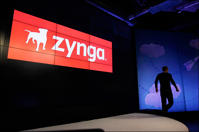Zynga moves to enter U.S. gambling market