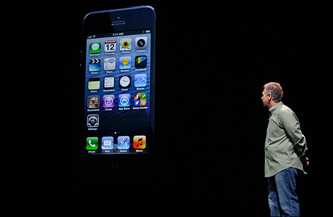 New iPhone with taller screen unveiled