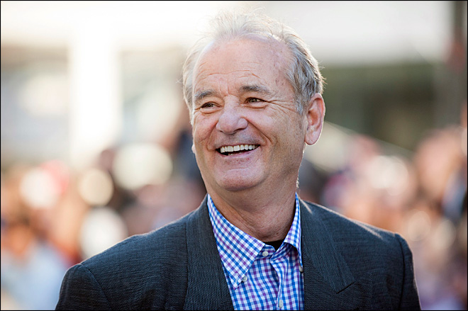 Bill Murray mulls Oscar prospects as Roosevelt