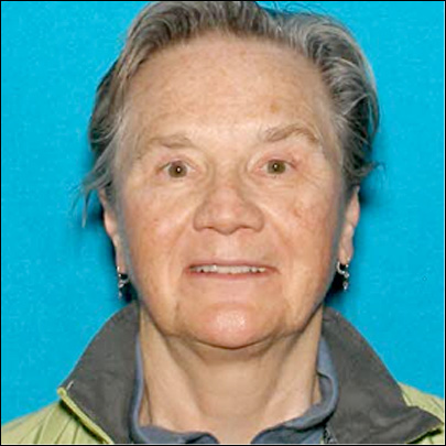 Missing woman found dead in Waldo Lake