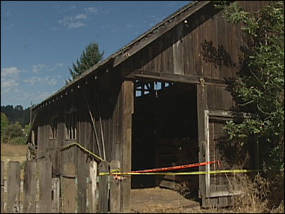 Tearing down Dr. Pierce's barn: 'It's a local landmark'