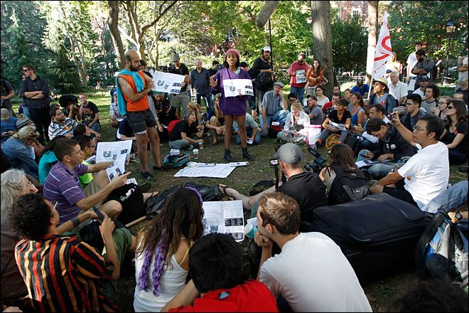 1 year on, Occupy is in disarray; spirit lives on