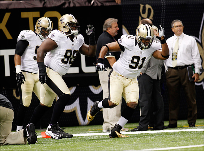 NFL pulls side judge for being Saints fan