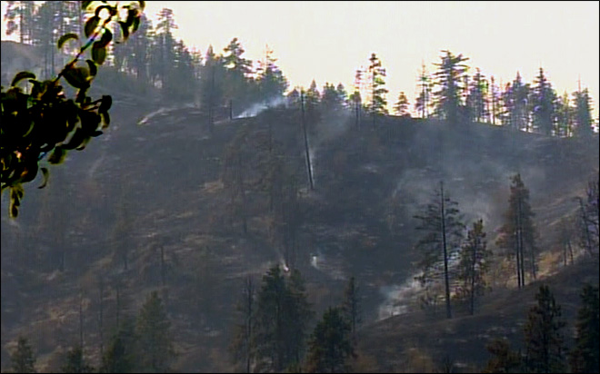 Canadians on their way to help fight Washington wildfires