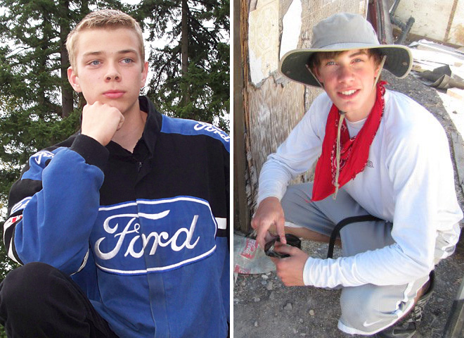 Friend recounts terrifying fall that claimed lives of teen hikers
