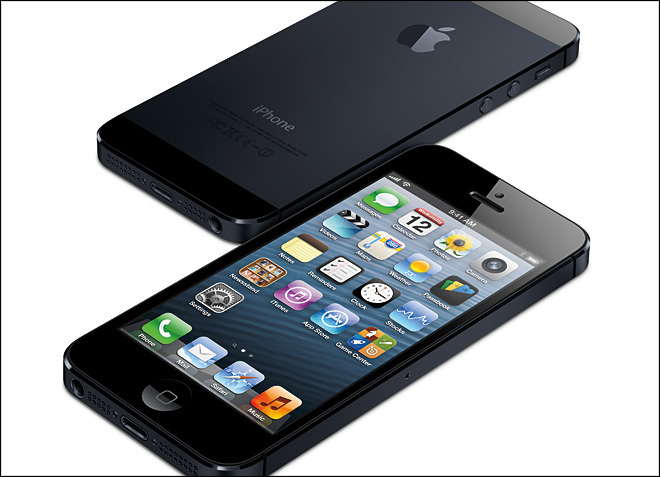 Report: Apple cutting orders for iPhone 5 parts