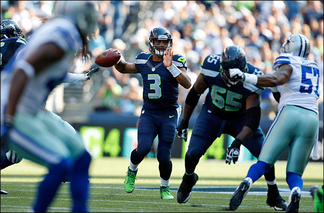 Seahawks impose their style in rebound victory