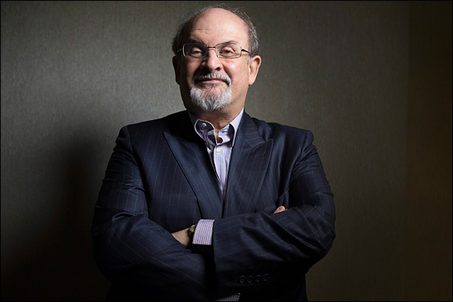 Salman Rushdie dismisses latest death threat