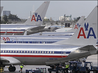 American Airlines stumbles on path to recovery