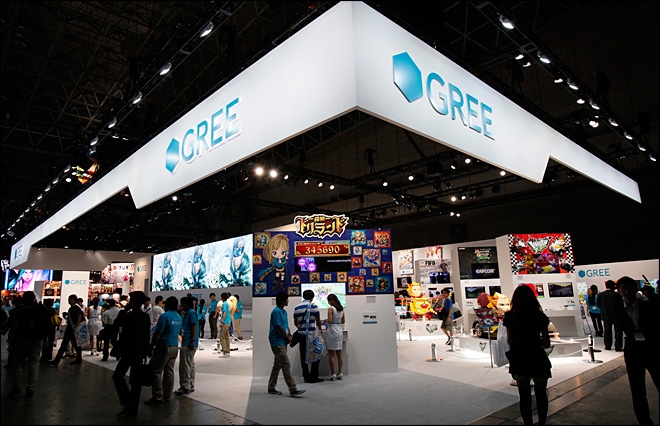 Games go social at Tokyo exhibition