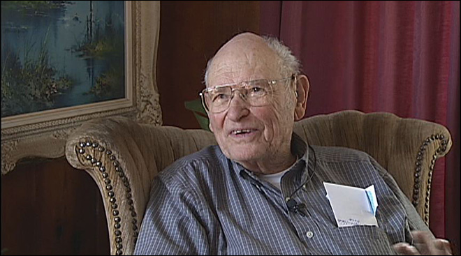 WWII vet to visit DC Memorial: &#39;It&#39;s a real honor&#39;