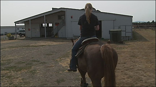 Changes on the Horizon for OSU's Horse Barn