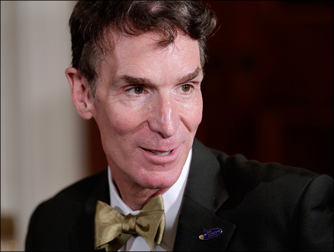 Bill Nye: Creation views threatening innovation