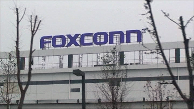 Labor group says Apple making progress at Foxconn