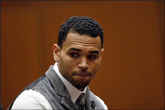 Chris Brown latest victim of 911 'swatting' hoax