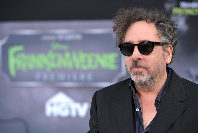 LA Premiere of Frankenweenie