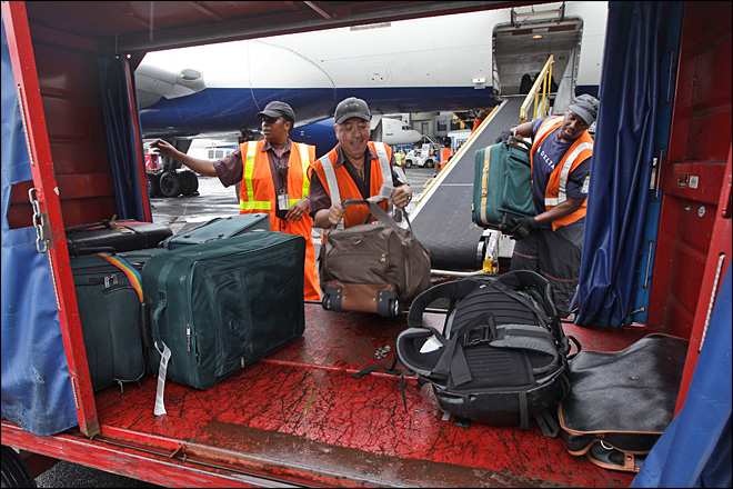 Checked bags mean big money for airlines